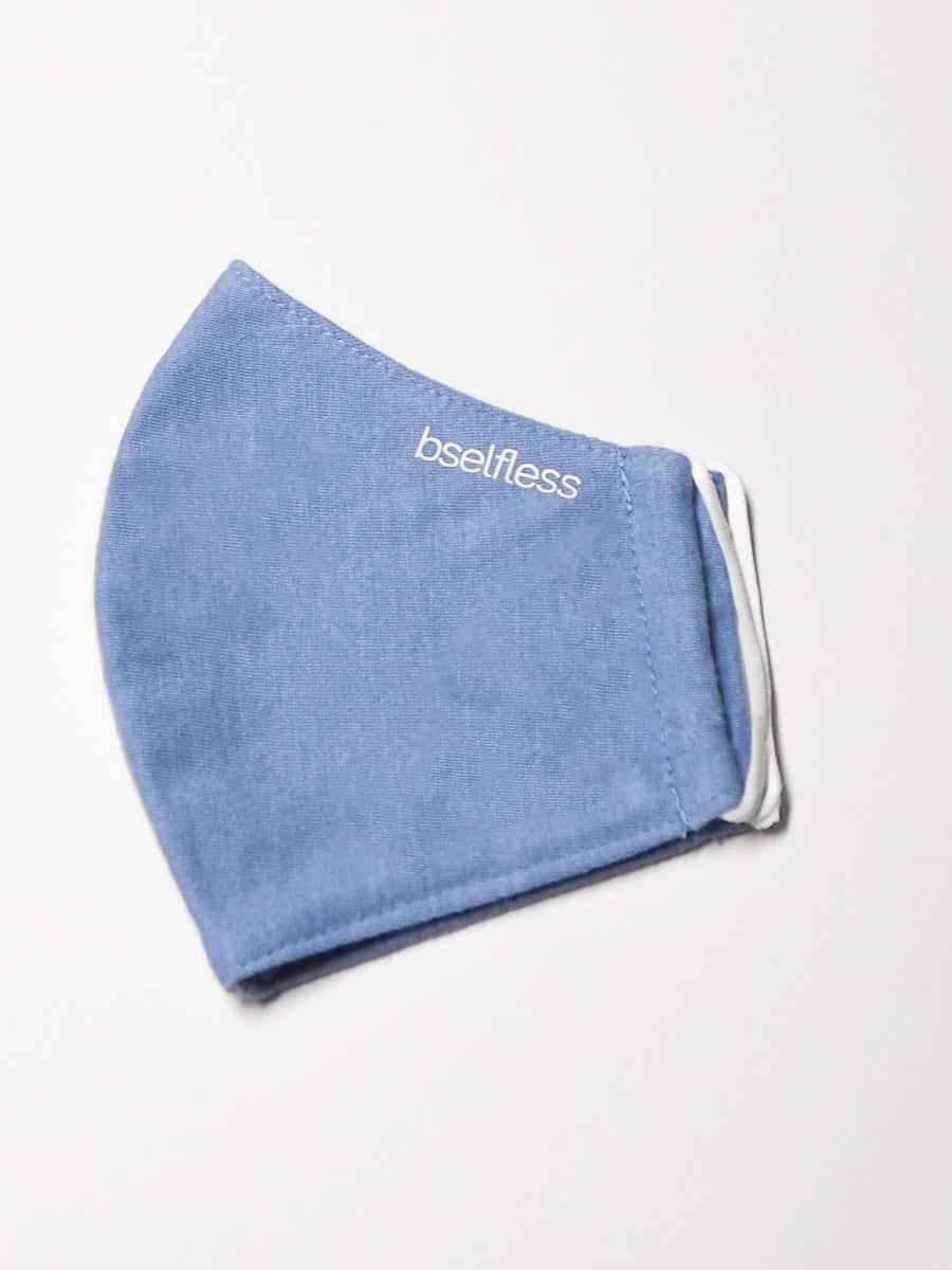 Bselfless Heart Mask – Sky Blue