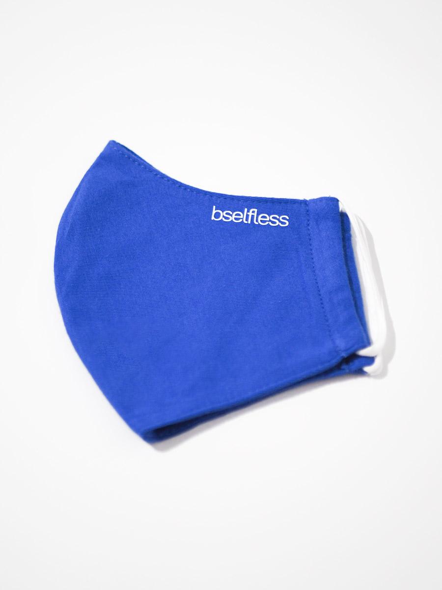 Bselfless Heart Mask – Deep Sea Blue
